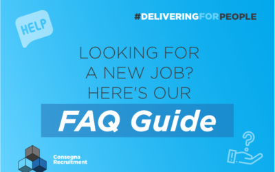 Looking for a new job? Here's our FAQ guide.