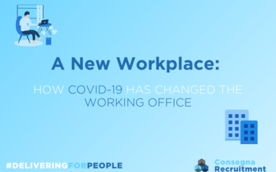 A new workplace: How COVID-19 has changed the working office